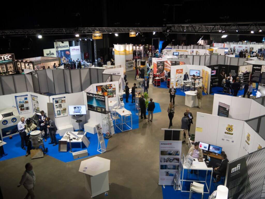 Beursbouw standen - Van modulaire standenbouwer tot standen op maat | © www.Expopoint.be
