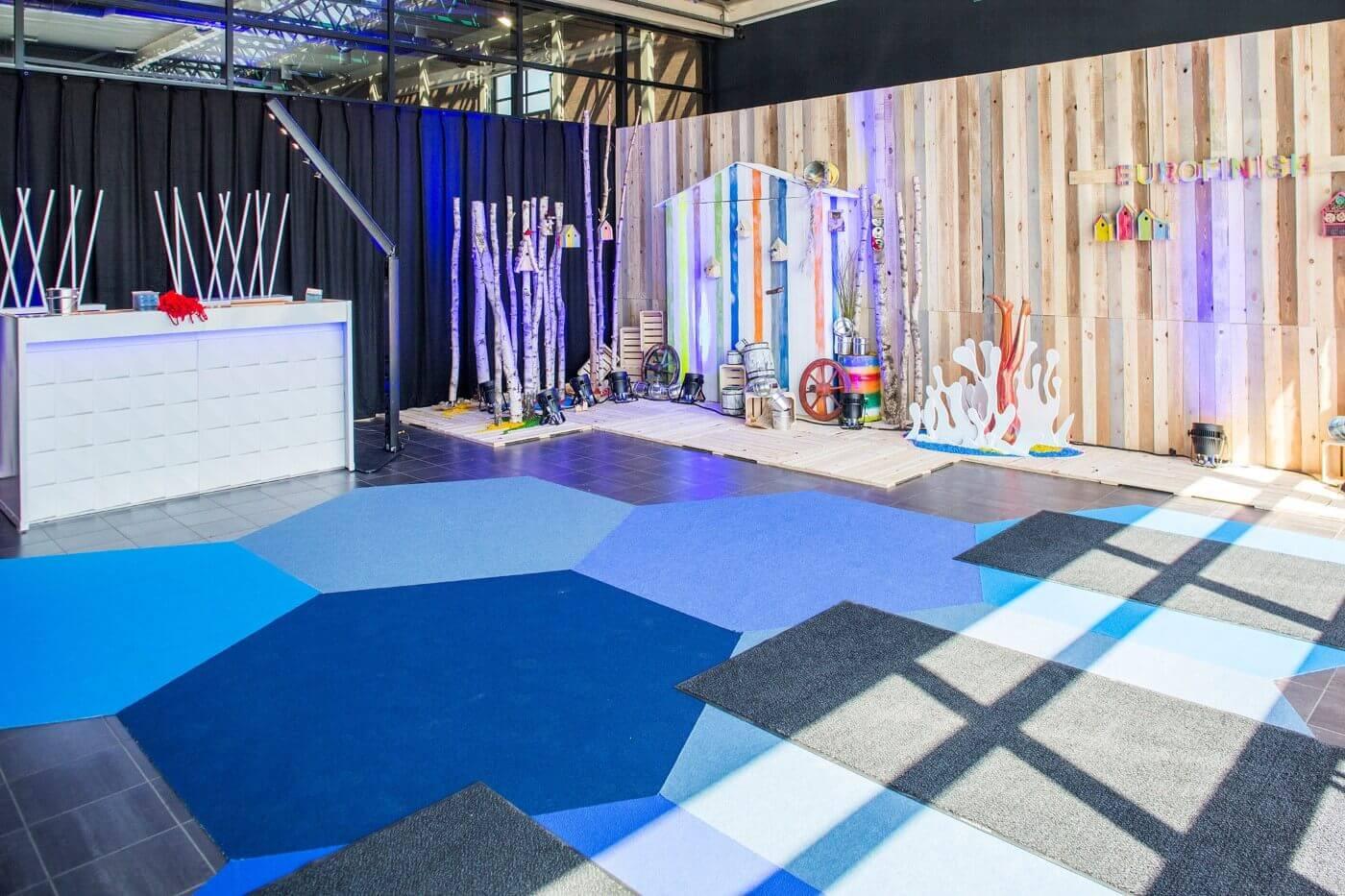 Concept voor een vakbeurs | © www.Expopoint.be