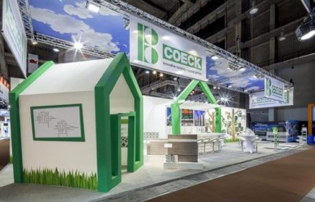Expopoint houtbouw voor stand